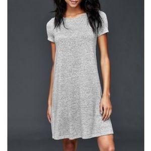 Gap Women Softspun Knit T-Shirt Dress